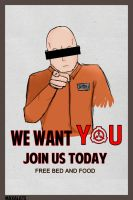 SCP - WE WANT YOU by maxalate