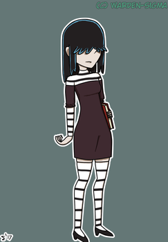 [TLH] Older Lucy by Warden-Sigma