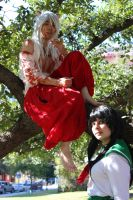 Kagome and Inuyasha 2 by Undead-Romance