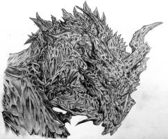 Alduin by DaNew-Guuy
