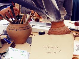 Calligraphy 2 by maeappleseed