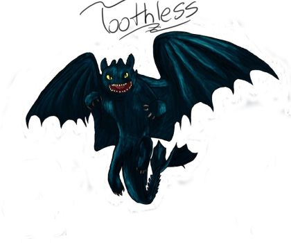 Toothless, by The-Penumbra