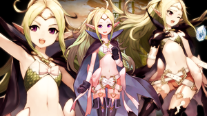 Fire Emblem Heroes - Nowi Wallpaper by AuroraMaster