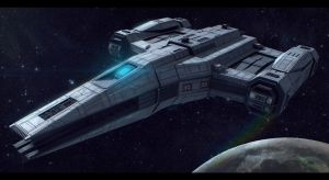 T.A.W.S. RENEGADE 1 by AdamKop