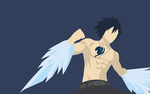 Gray Fullbuster - Fairytail by Dingier