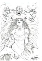 GFT Presents: Ascension #2 Cover Inks by devgear