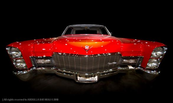 my Father car by UAESMILE