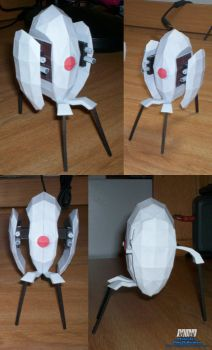 Portal Turret Assembled by billybob884