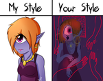 Sclera style challenge by Zelda-muffins
