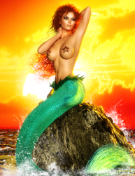 Mermaid by Agr1on