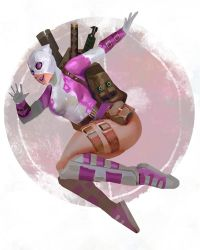 Gwenpool by mangamie