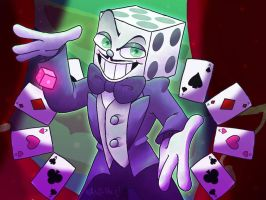 King Dice by WASD-Paint