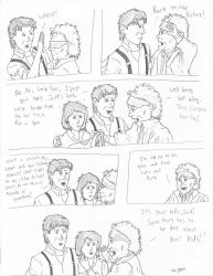 Back to the Future x Parasnake page 2 by coolman229