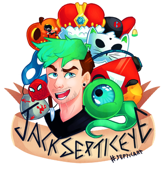 Jack and ...friends?- Septicart by 30FramesXSecond