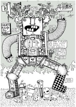 Coukbot by Couk