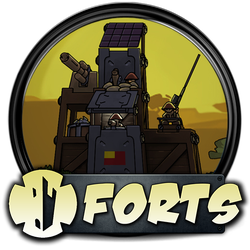 Forts Game Icon [512x512] by M-1618