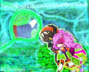 Princess Sonia shadow and i love you my own love