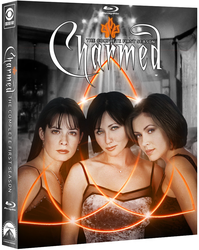 Charmed Blu-ray Cover Season 1 by ShiningAllure