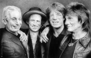 Rolling Stones by raulrk