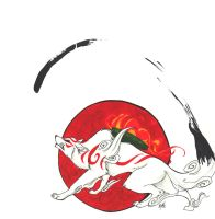OKAMI by rollingrabbit