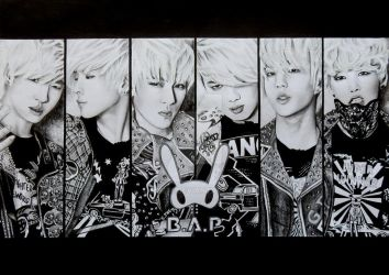 B.A.P - Best absolute perfect - Kpop by Mim78