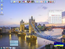 Windows Xp Seven's Style by bogas04