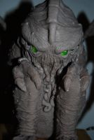 Cthulhu: Now with a Head by BrittaM