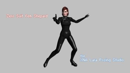 Download -- Zero Suit Fem Shepard by sure-comma-knot