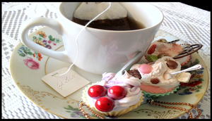 Afternoon Tea and Sweets by CLSweets