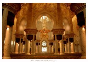 Grand Mosque II by 3LooYaH