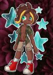 CoCo The Octoling (Commission) by KaiNoKimi