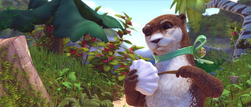 The Otter Project - Short Movie by SweetLhuna