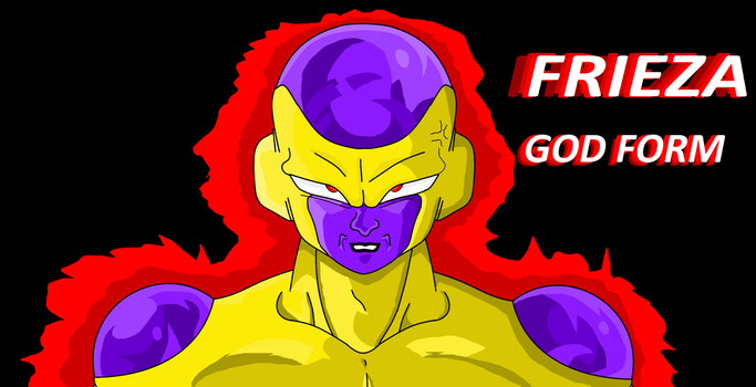 Frieza God Form by Metalhead211