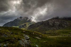 View of Tryfan by Princess-Amy