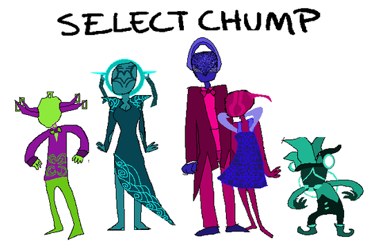 Chumps 4.0 by TheLostSentinal