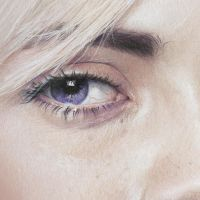Ginta Face Study Eye Detail by becwinnel
