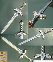 Magical Sword detail by Natfoe