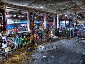 UrbEx HDR XX by digitalminded
