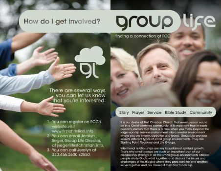 Group Life Brochure by rlyoder