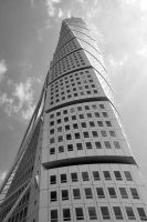 Turning Torso by OceanSoul23