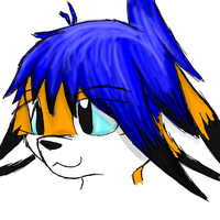 Kyte Headshot by KyteTheFox