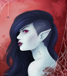 Marceline by Dilamon