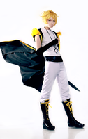 Len Kagamine by YuuGray