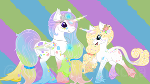 Butter Cream and Sweet Tart by Midnight-Mocha