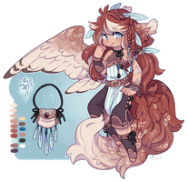Guest Artist Altair  ~ (closed) by LunarAdopts
