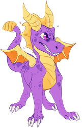 SPYRO by aliensphynx