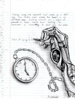 Hand of Time Will Write To You by Ryan-DeadPhilosopher