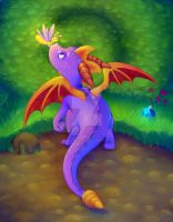 Other Direction, Spyro! by sugarpotato