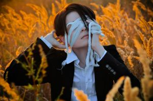 Rivaille NoName by Prince-Lelouch