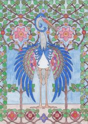 Peafowl by WiccaSmurf